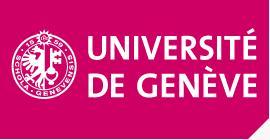L'université de Genève
